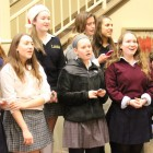 Interact Club Caroling 1