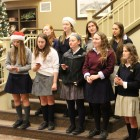 Interact Club Caroling 2
