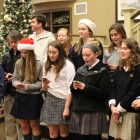 Interact Club Caroling 3