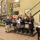 Interact Club Caroling 4