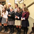 Interact Club Caroling 5