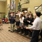Interact Club Caroling 10