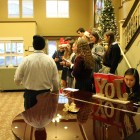 Interact Club Caroling 11