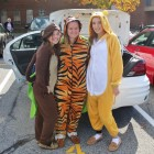 Senior Class Trunk or Treat 2017 1