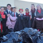 Q92 Holiday Music Kickoff & Coat Drive 1