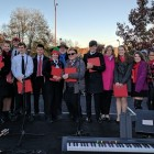 Q92 Holiday Music Kickoff & Coat Drive 29