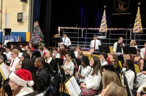 Band and Chorus Christmas Concert 2018