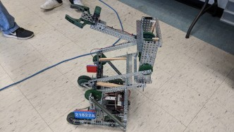 "Warrior Bots Excel In ""New Bot Battle"" • Our Lady of Lourdes"