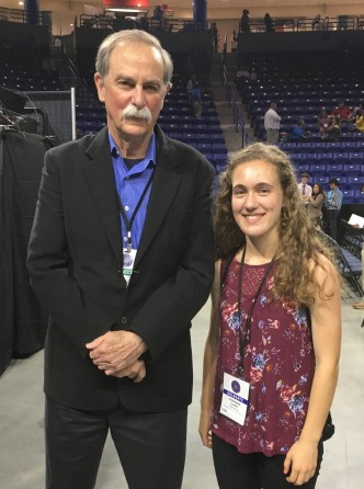 Stephanie Lehner spoke with David J. Wineland, Ph.D. Winner, 2012 Nobel Prize Recipient in Physics, 2007 National Medal of Science.